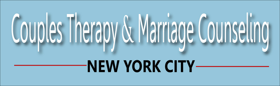 Couples Therapy NYC