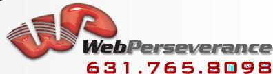 Web Perseverance
